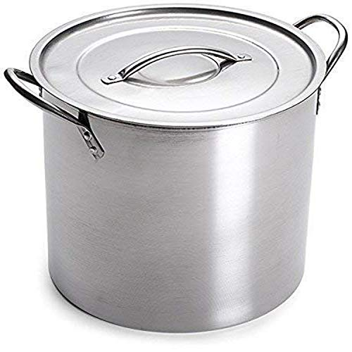 North Mountain Supply Stainless Kettle, 5 Gallon