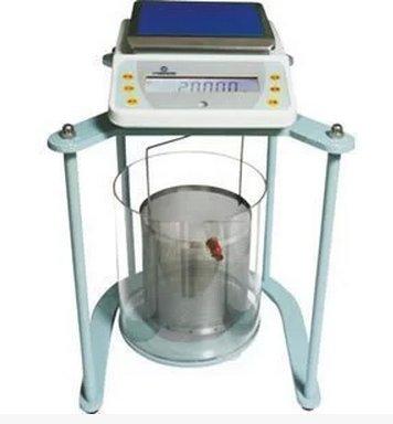 BAOSHISHAN Balanza hidrostática electrónica volumétrica de densidad sólida de 5000 g/0,1 g