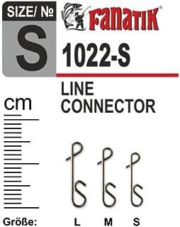 FANATIK No-Knot Snap 1022 S, M, L Fast Fishing Connector