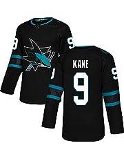 AFDLT 2020 Mannen Borduurwerk Hockey Jersey NHL Sharks #9 /#65/#88 # 8/19 Ijshockey Jerseys Vrouwen Sweatshirts,