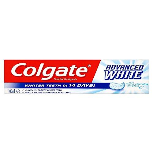 Colgate avancée Blanc Tube de Dentifrice (100 ml)