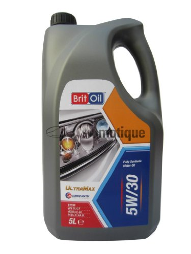 HYUNDAI i-20 (08+) (3 X CLIP) BRITOIL FULLY SYNTHETIC for sale  Delivered anywhere in UK