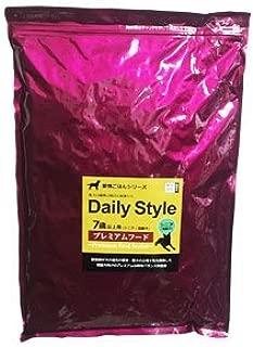 【獣医師開発】無添加国産 鹿肉ドッグフード デイリースタイル(DailyStyle)プレミアムフード 高齢犬用(7歳以上)/シニア犬 1kg (全犬種用)