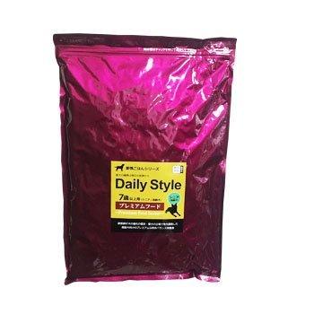 【獣医師開発】 高齢犬用(7歳以上)/シニア犬 1kg 無添加国産 鹿肉ドッグフード デイリースタイル(DailyStyle)(全犬種用)