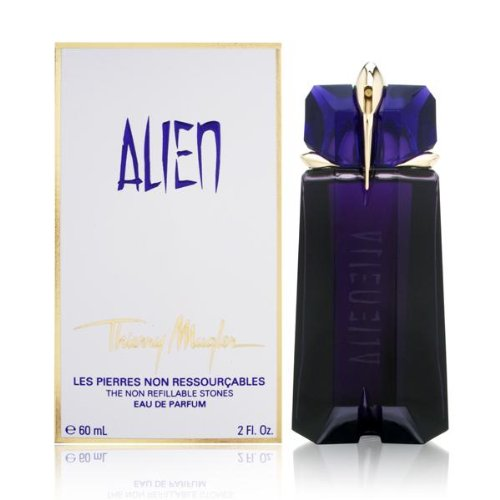 Thierry Mugler Alien Eau De Parfum Spray 60ml/2oz Women no recargable