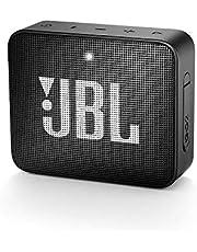 JBL GO 2 Bluetooth-luidspreker muziekbox (Waterdichte, Draagbare Bluetooth-Luidspreker Met Handsfree-Functie), Zwart