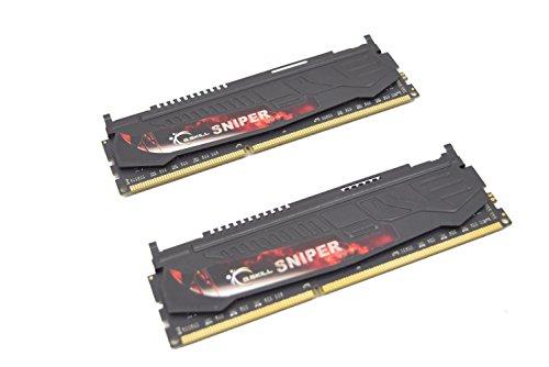 G.Skill 1866-919 Sniper Arbeitsspeicher 8GB (1866 MHz, 240-polig DIMM, 2X 4GB) DDR3-RAM Kit