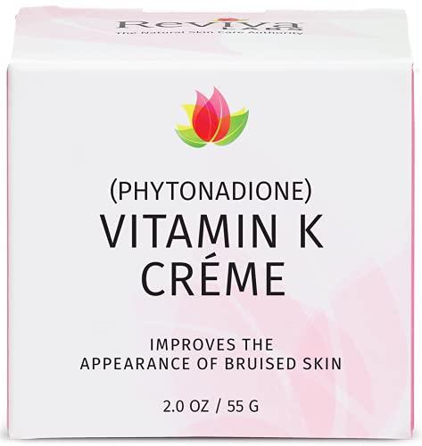 REVIVA LABS - Vitamin K Crème (2.oz)