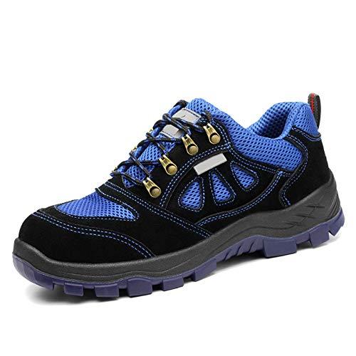Generic Brands Marques génériques Chaussures de sécurité Haute densité résistantes aux Chocs et aux Perforations