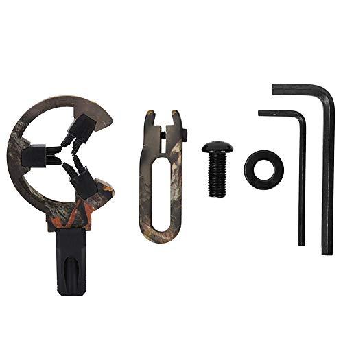 VGBEY Flecha Resto, Arco Compuesto Tiro con Arco Cepillo Flecha Resto Caza Flecha Resto para la Caza al Aire Libre Tiro