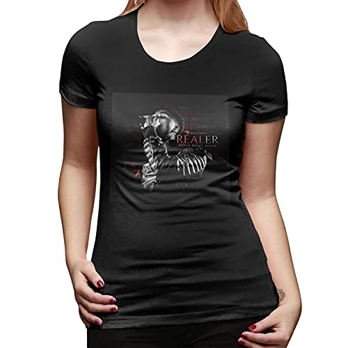 Yo-Ung-Boy Cool Women's Breathable and Comfortable T-Shirt
