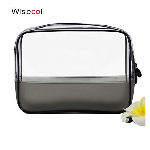 Enveloppe de Sac cosmétique de PVC imperméable Transparent de Haute qualité recevoir des Sacs de Toilette Sac de Maquillage Organisateur