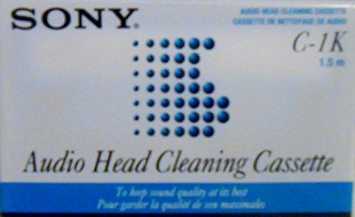 C-1k Dry Cassette Head Cleaner