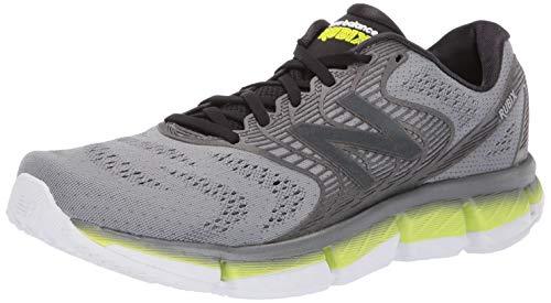 New Balance Rubix, Zapatillas de Running Hombre, Plateado (Steel/Hi-Lite Gy), 44.5 EU