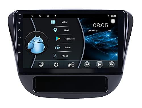 Android 10 Navegación GPS para automóvil Estéreo para automóvil con Pantalla táctil de Radio Am FM RDS de 9 Pulgadas para Chevrolet Cavalier Soporte WiFi 4G,4 Core WiFi 1+16 (Ultra Thin)