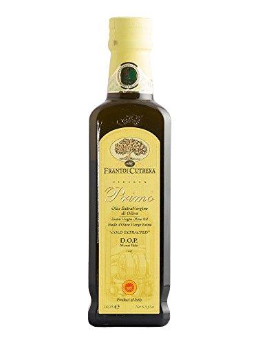 Frantoi Cutrera Primo huile d'olive extra vierge, D.O.P.Monti Iblei (250 ml)