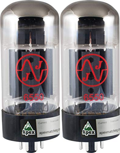JJ Electronics Tubes T-6550-JJ-MPB