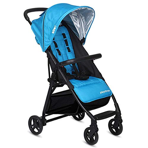 Playxtrem Wow - Silla de paseo, color Azul