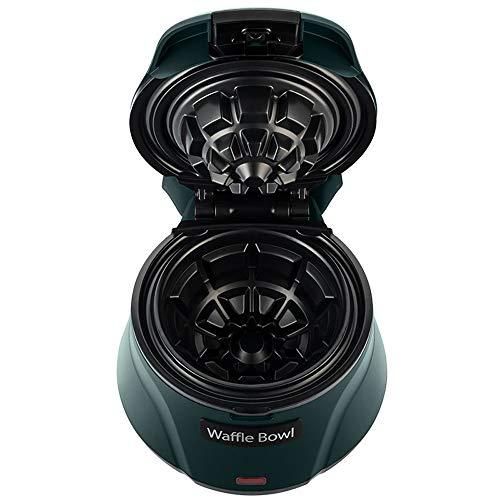 YFGQBCP Wafflera eléctrica de múltiples Funciones Mini Desayuno máquina de Doble Cara Calefacción Make Galleta en 3 Minutos, se Puede Utilizar for Delicioso Desayuno, Relajante té de la Tarde