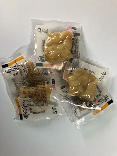 Vakuum verpackte Jakobsmuschel Snack 400 Gramm aus China Sea