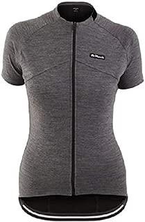 De Marchi Sportswool Women's Jersey Sportswool Women's Jersey, Grey, Large