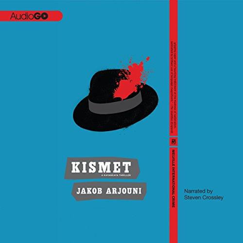 Kismet audiobook cover art