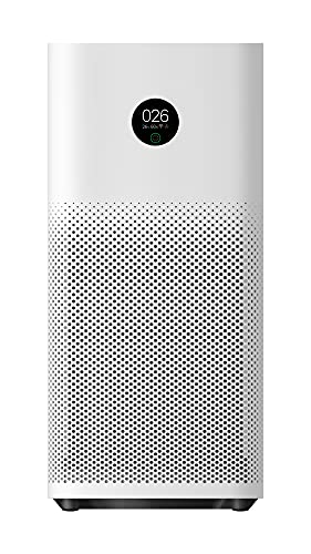 purificatore aria 3h Xiaomi Mi Smart Air Purifier 3H DE - Purificatore d'aria (3 filtri: filtro HEPA 13: filtra 380 m³/ora