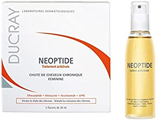 Ducray Neoptide Anti-Hair Loss Lotion 3 x 30ml