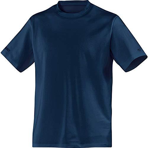 JAKO Classic T-Shirt pour Femme M Marine