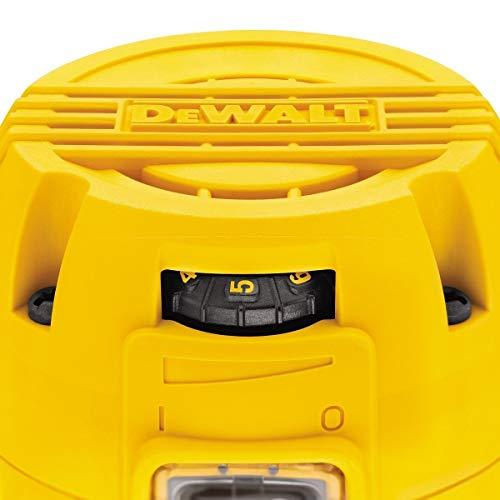 """Dewalt d26200Kantenfräse Elektrische 115V 50Hz 900W 1/4"""""""