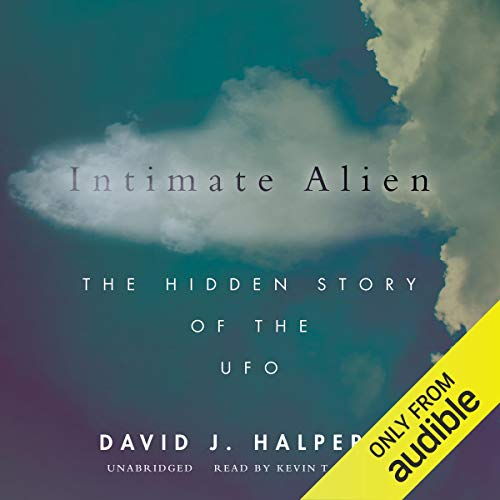 Intimate Alien cover art