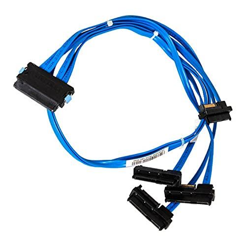 Dell SC1430 0PR439 0CH328 M135R PowerEdge SFF-8484 4xSFF-8482 - Lote de 10 cables SAS