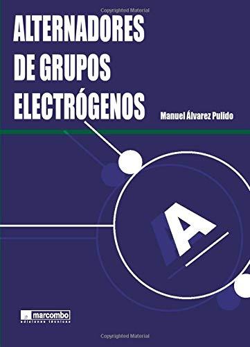 ALTERNADORES DE GRUPOS ELECTRÓGENOS
