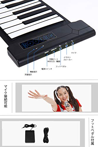 YOIVocal『ロールピアノ88鍵(MI004)』