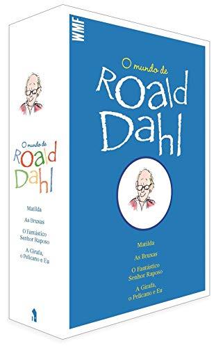 O mundo de Roald Dahl - Box