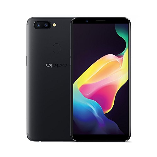 OPPO R11s 4GB+64GB 6.01 Inches Dual 20MP Cameras Smart Phone Ultra-Wide Full Screen VOOC Flash Charge 3205mAh Battery (Black)