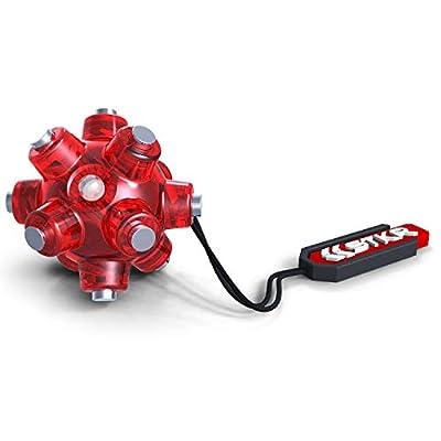 STKR Concepts Magnetic Light Mine Hands- Free Task Light by Striker Handtools
