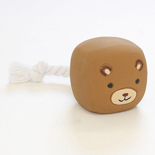 アドメイト 犬用おもちゃ アニマルフレンズ キューブトイ くまさん 超小型犬-小型犬用 S サイズ