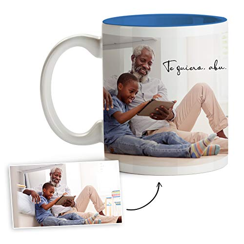 Fotoprix Tazas Personalizadas con Foto y Texto | Regalos Personalizados con Foto...