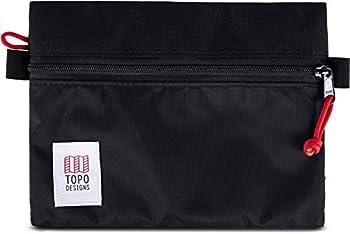 Topo Designs Accessory Bags - Black/Black Medium
