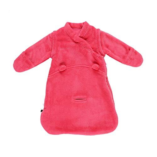 Noukies BB16012.20 framboos slaapzak Groloudoux Tog 2.2, 50 cm, roze
