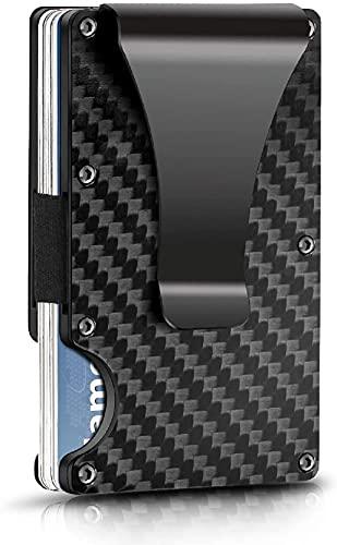 Carbon Fiber Minimalist Wallet