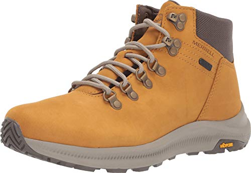 Merrell Ontario Mid Waterproof Gold 5