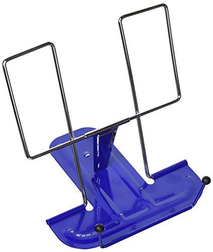 MP PC911A Schreibtischständer, Metall, Blau