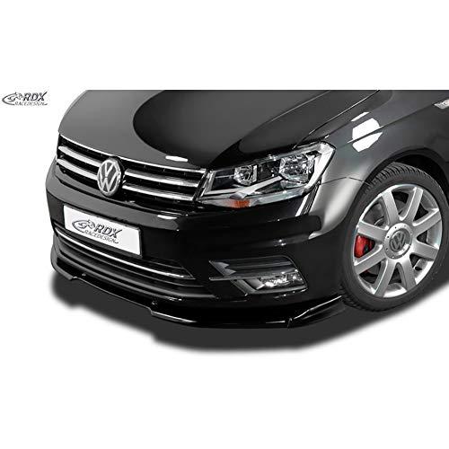 RDX Frontspoiler VARIO-X Caddy 2K 2015+ Frontlippe Front Ansatz Vorne Spoilerlippe