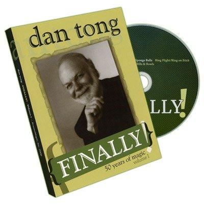 Dan Tong: FINALLY! - 50 Years Of Magic Volume 1 - DVD