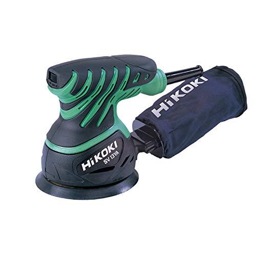 HIKOKI Exzenterschleifer SV13YA (HSCII) (230 Watt, 230 V, Schleifplatte-Ø 125 mm, Leerlaufdrehzahl 7.000-12.000 min-1, Schwingkreis-Ø 3,2 mm, im HIK-System-Case II, inkl. Staubbeutel)