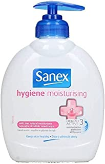 Sanex Dermo Moisturising Liquid Hand Wash 300ml by Sanex