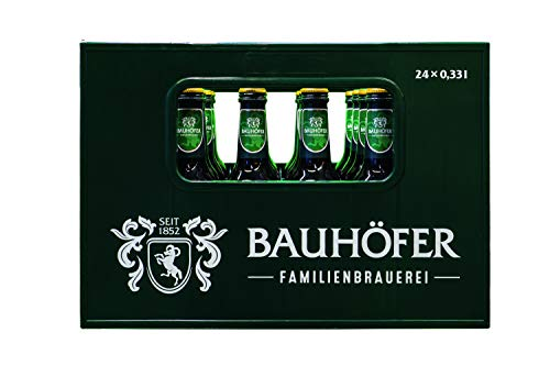 24 x Ulmer Pilsner 0,33 litros 5,2% vol. caso original