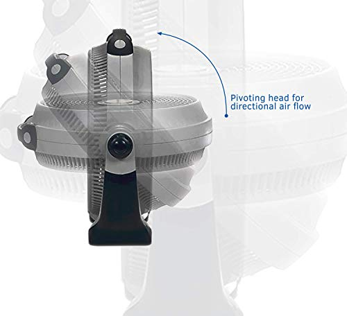 Lasko 3300 20″ Wind Machine Fan